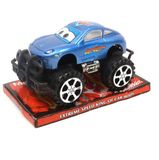 Auto Blesk McQueen na baterie modré