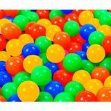Plastové loptičky do bazéna 100 ks / 5,5 cm