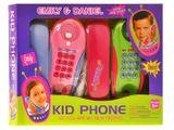 Telefonní souprava Intercom