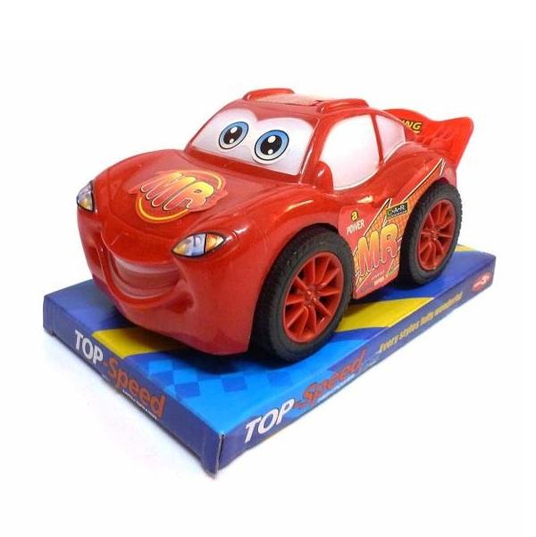 Auto Blesk McQueen 21 cm