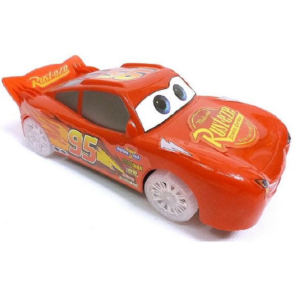Auto Blesk McQueen se světlem a zvukem 25 cm