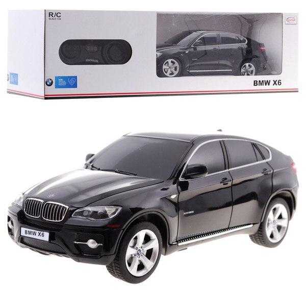 Auto BMW X6 R /C - bílá