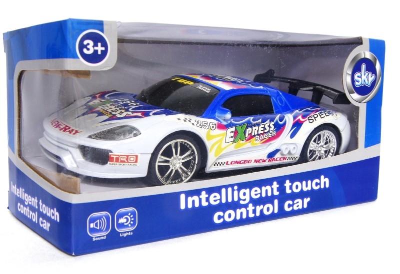 Závodní auto Express 18 cm