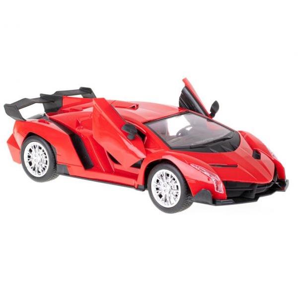 Auto Speed King Winner na dálkové ovládání - červená