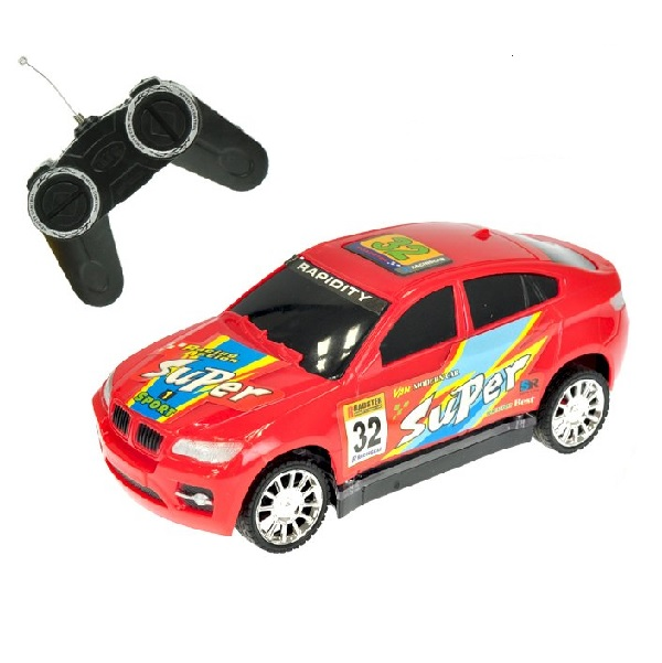 Auto sportovní SuPer R/C