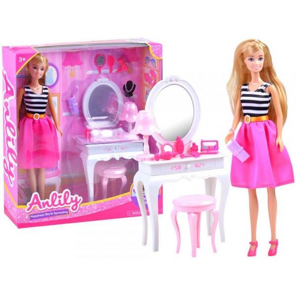Panenka Anlily s toaletním stolkem