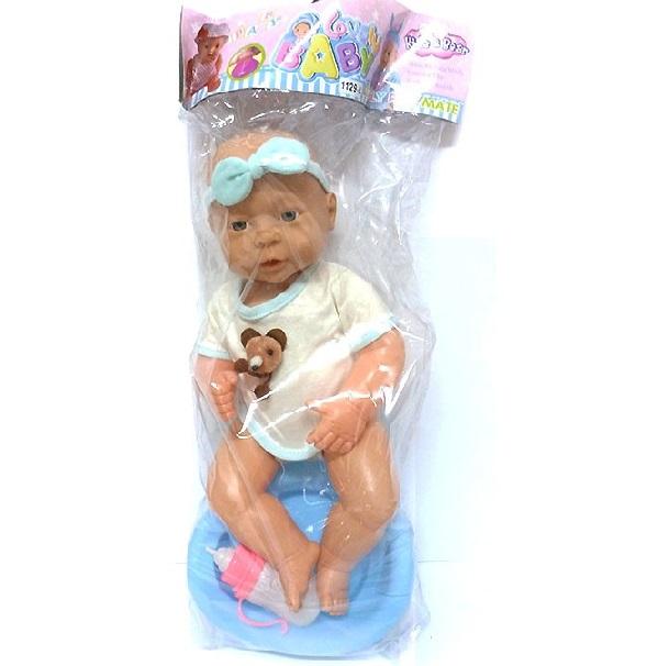 Panenka - miminko s nočníkem