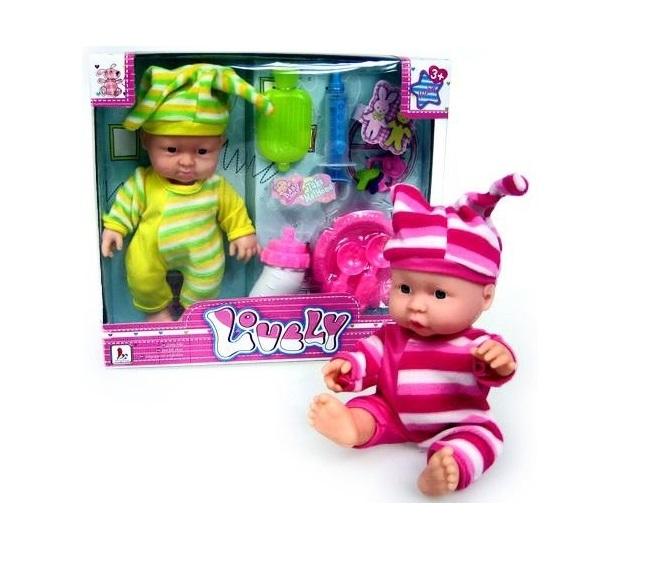 Panenka miminko v šášovské čepičce - červené dupačky