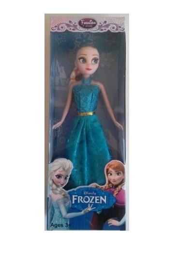 Panenka Elsa a Anna - Ledové království - Elsa