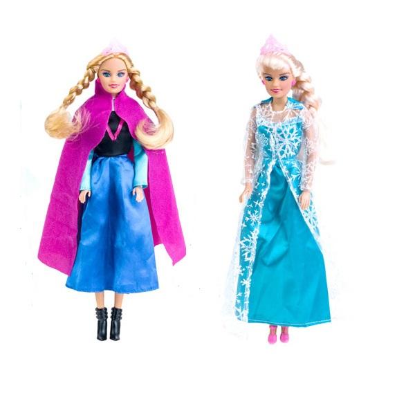 Panenka princezna Elsa a Anna - Elsa