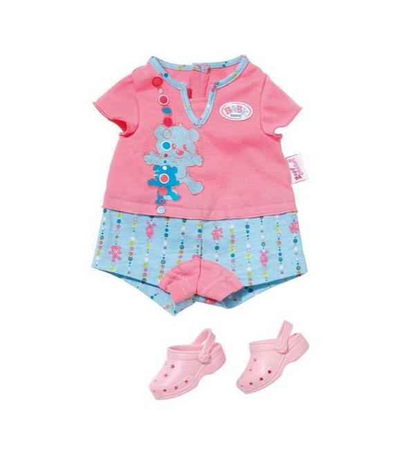 BABY BORN pyžamko s bačkůrky