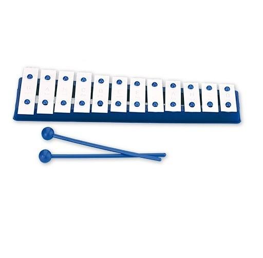 Bicí nástroj klávesový 12 tónový
