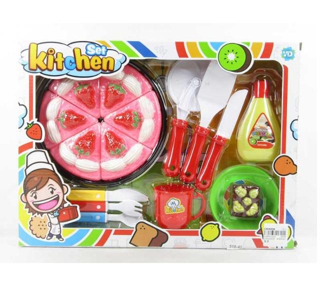 Dětská ovocná dort