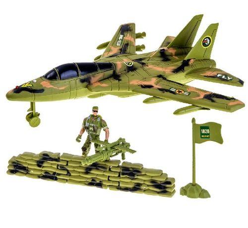 Dětské vojenské letadlo F16