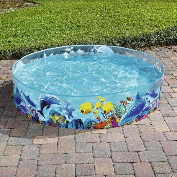 Dětský bazén Bestway 55030 - Akce: potrhaná krabice