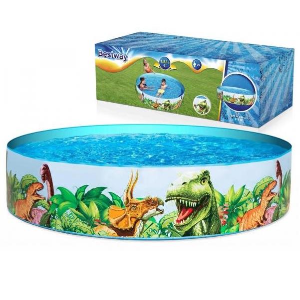 Dětský bazén Dino Bestway 55022