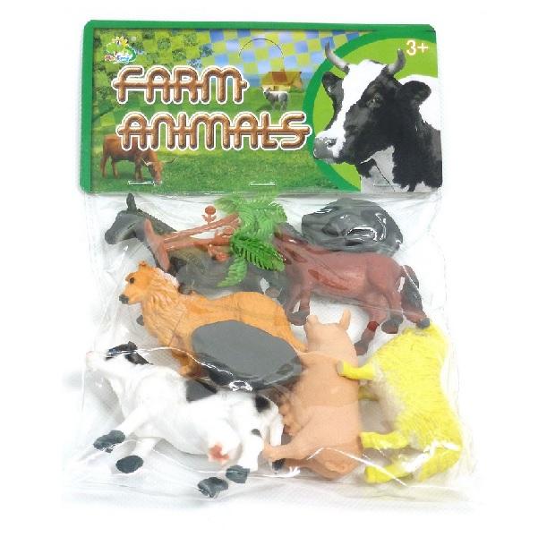 Domácí zvířata - sada