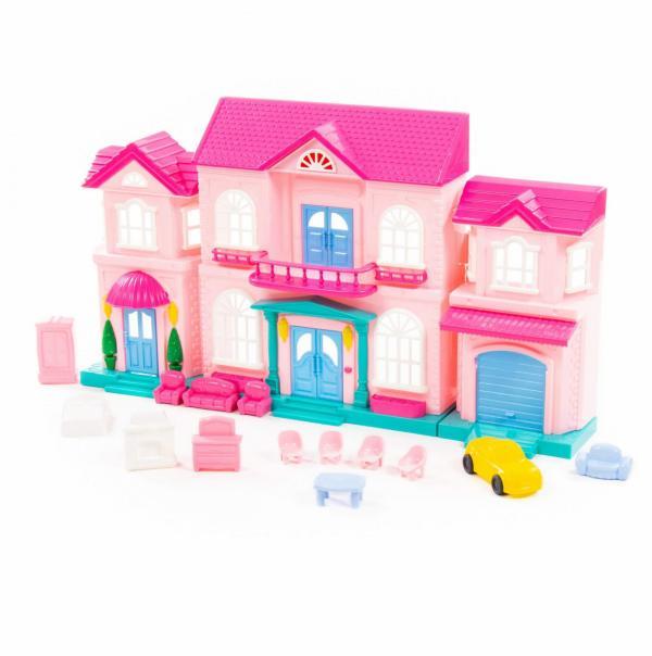 Domeček pro panenky Sophie