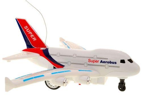 Dopravní letadlo na dálkové ovládání