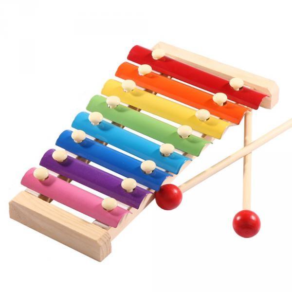 Dřevěné cimbálky pro děti