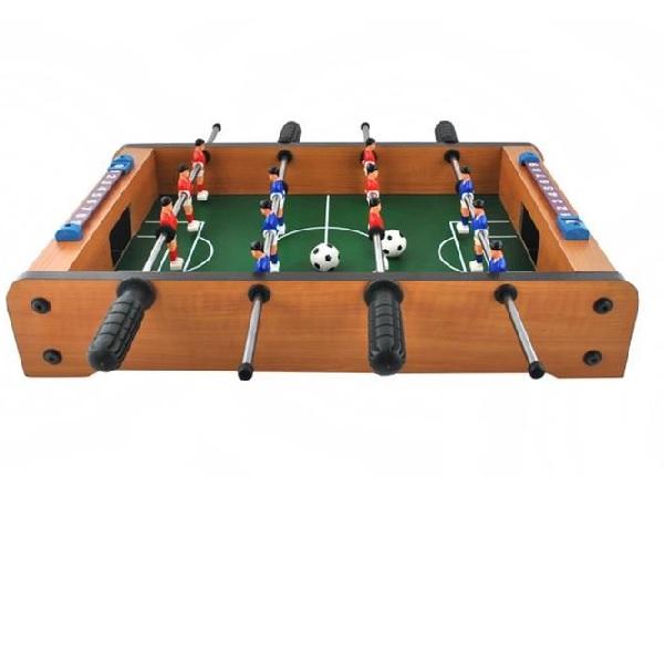 Dřevěný stolní fotbal 51 cm