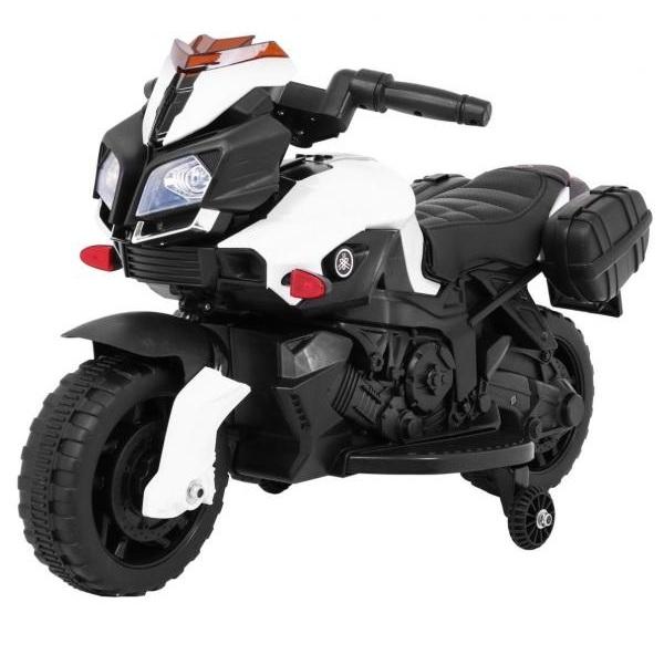 Elektrická motorka SkyBike bíla