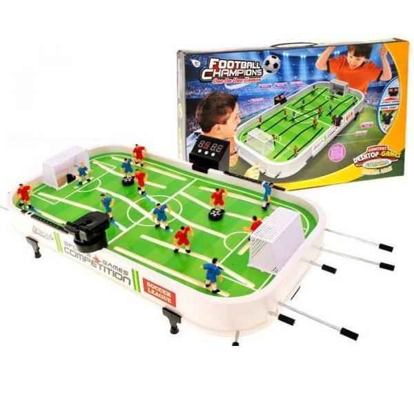 Hra - stolní fotbal 57 cm x 33 cm