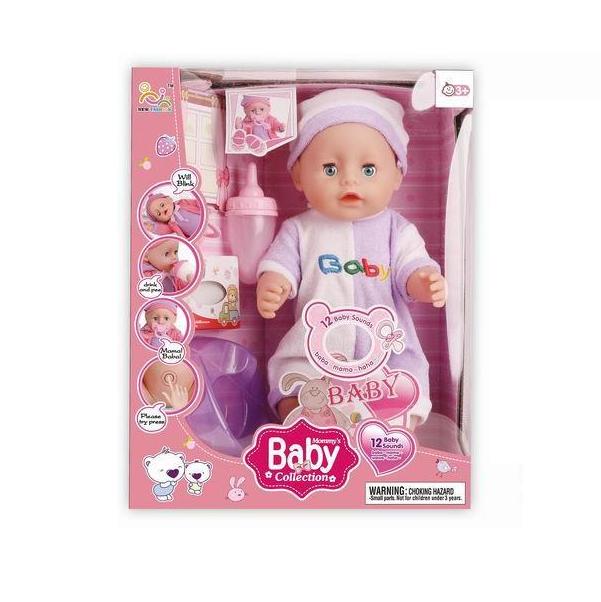 Interaktivní panenka BABY