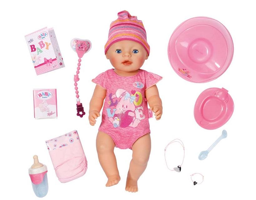 Interaktivní panenka BABY Born 822005