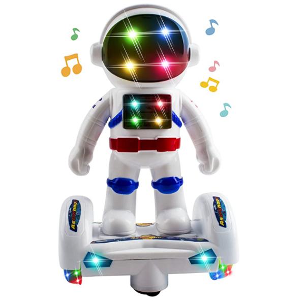 Interaktivní robot Kosmonaut