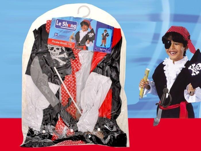 Kostým malého piráta