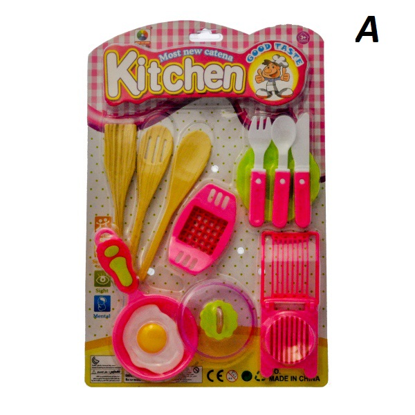 Kuchyňská sada s vajíčkem - A