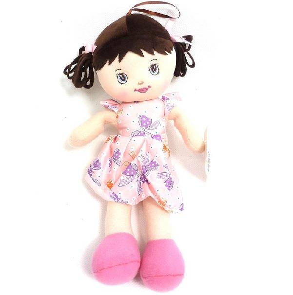 Látková panenka 29 cm