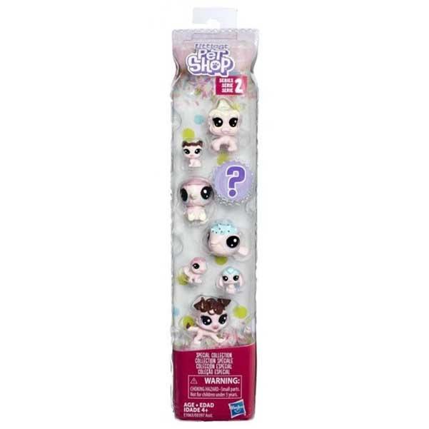 Littlest Pet Shop zvířátko Frosting Frenzy set 8 ks