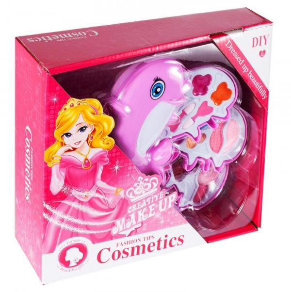 Levně Make-up pro dívky ve tvaru delfína