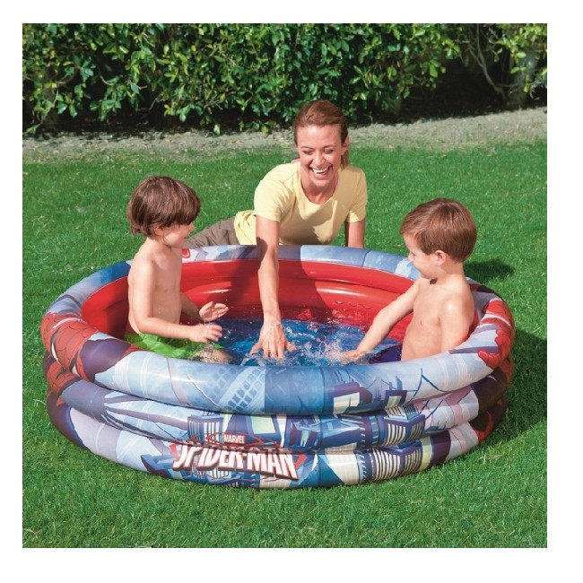 Nafukovací bazén 122x30 Spiderman Bestway 98018