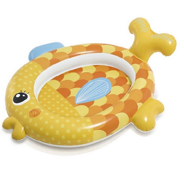 Nafukovací bazének zlatá rybka INTEX 57111