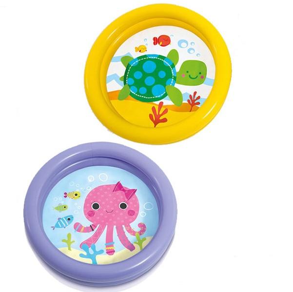 Nafukovací dětský bazének Intex 58409 - fialová