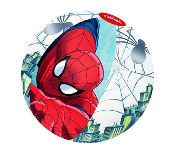 Nafukovací míč Spiderman Bestway