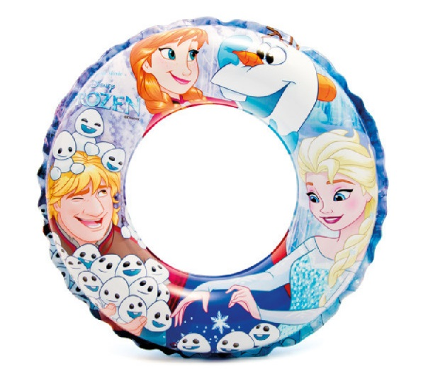 Nafukovací kolo Frozen Intex 56201