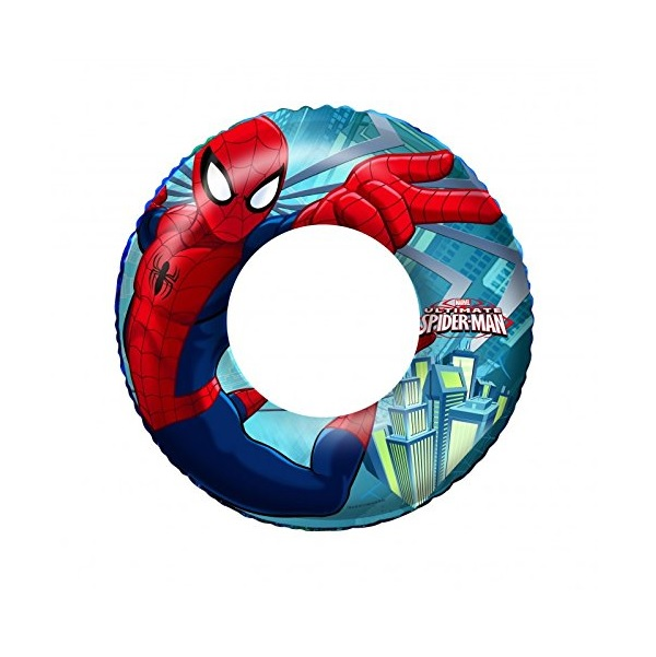 Nafukovací kolo Spiderman Bestway