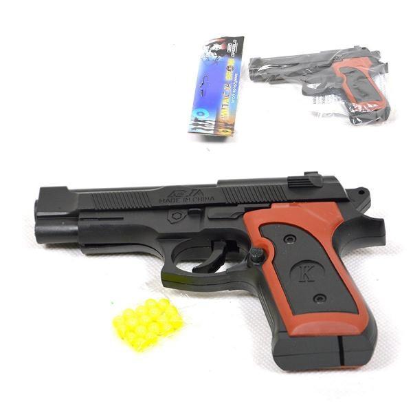 Pistole na kulky
