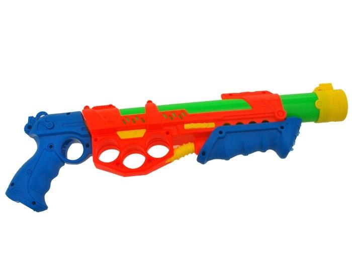 Pistole na pěnové koule a vodu