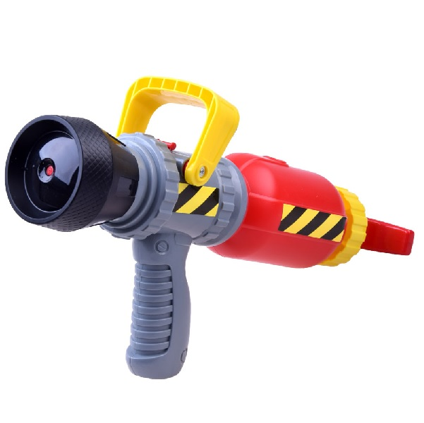 Pistole na vodu - požární stříkačka