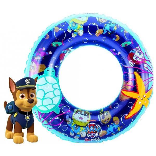 Plavací kruh Paw patrol