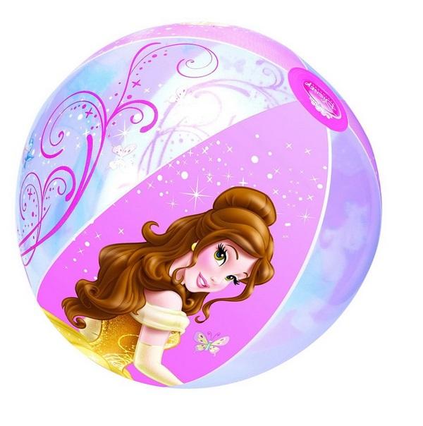 Nafukovací míč Princezny Bestway 9104