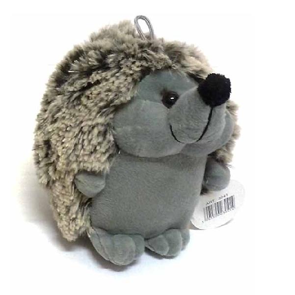 Plyšový ježek 16 cm - hnědá