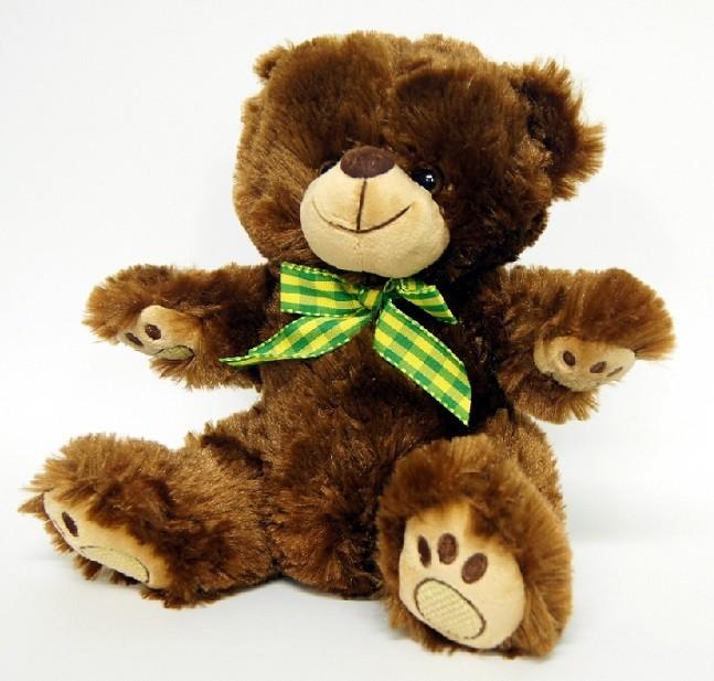Plyšový medvěd 23 cm