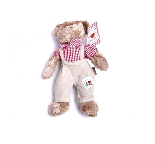 Plyšový medvěd Viktor 30 cm