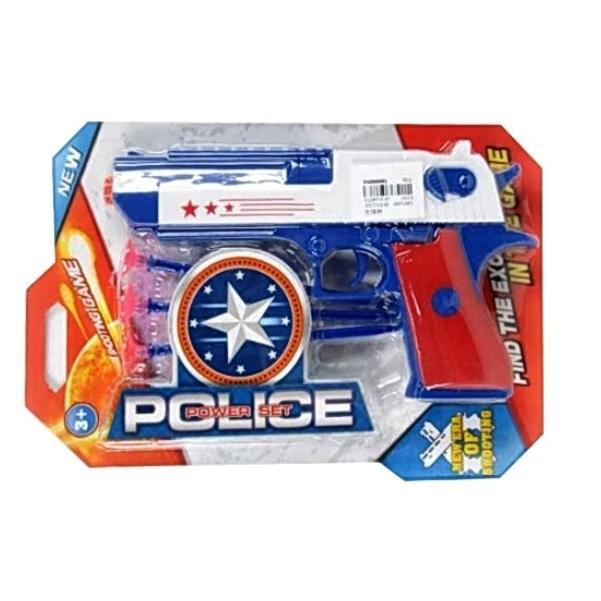 Policejní pistole na šipky